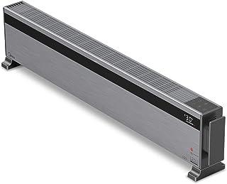 DGEG Calefactor, Calentador De Zócalo, Control Remoto En El Hogar, Calentador De Oficina Inteligente Que Ahorra Energía