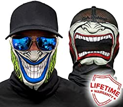 S A 1 face Shield Two-Sided Face Shield, Face Shields for Men and Face Shields for Women - UV Face Shield