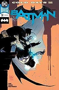 Batman (2016-) 51話 表紙画像