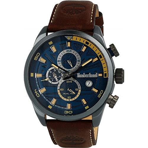 Timberland TBL.14816JLU_03A Reloj de Pulsera para Hombre Nuevo y Original