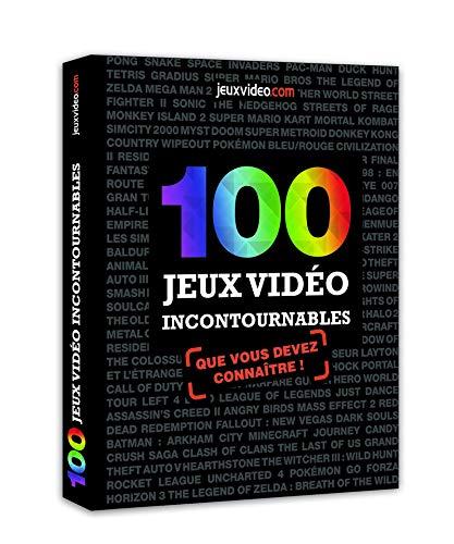 100 jeux vidéo...