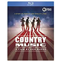 Ken Burns: Country Music [Blu-ray]