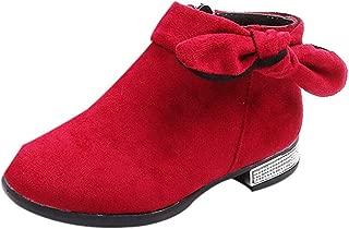Amazon.es: Rojo - Zapatos de vestir / Zapatos para niña: Zapatos y ...