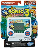 Hasbro Gaming Tiger Electronics Sonic The Hedgehog 3 - Videojuegos electrónicos LCD, edición Retro Inspirada, Juego de 1 Jugador, Edades de 8 años en adelante