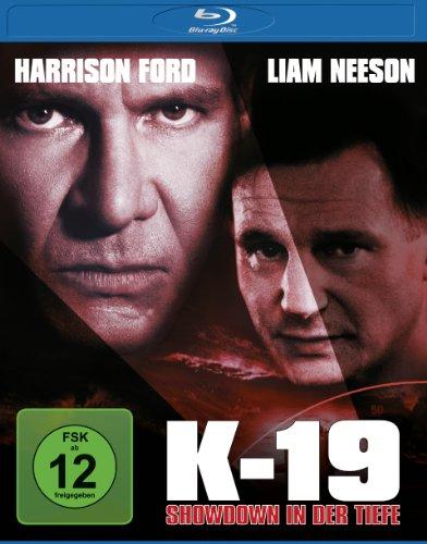K-19 Showdown in der Tiefe [Blu-ray]