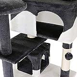 dibea KB00303 Kratzbaum – Kletterbaum für Katzen - 4