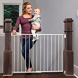 Regalo 2-in-1 Extra Wide Stairway and Hallway Walk