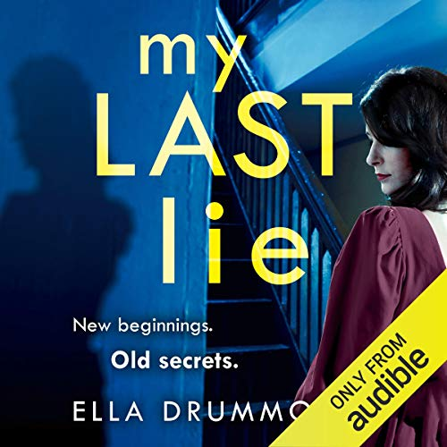 My Last Lie audiobook cover art