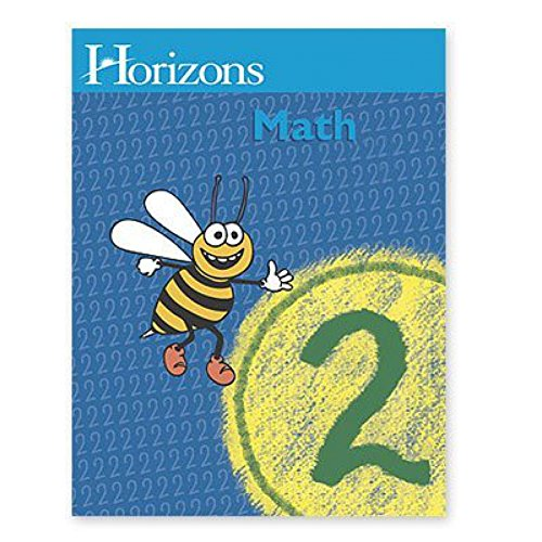 Horizons Math 2 Workbooks 1 2
