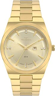 Relógio Technos Feminino Trend Dourado 2015CDB4D