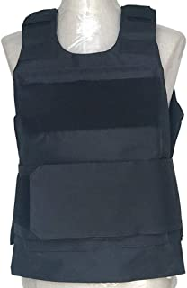 KyStudio Adjustable Outdoor Sports Tactical Vest Breathable Security Vest Body Protective Clothing for Men/Women