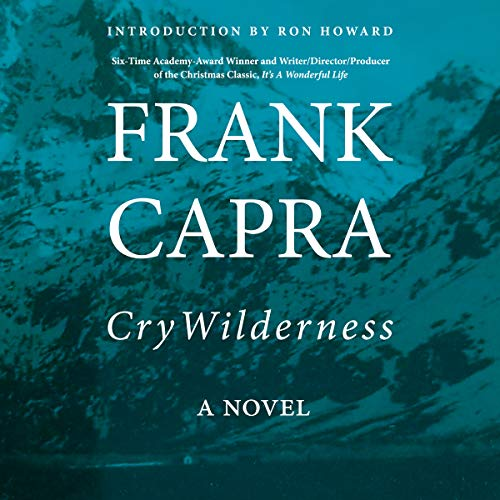 Cry Wilderness audiobook cover art