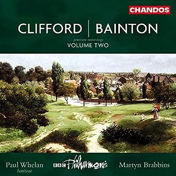 Bainton & Clifford: Orchestral Works, Vol. 2