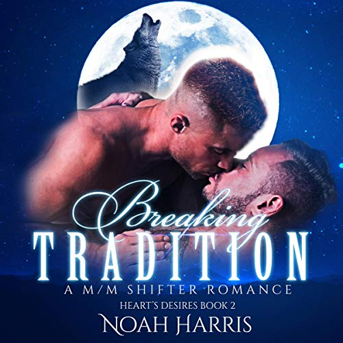 Breaking Tradition audiobook cover art
