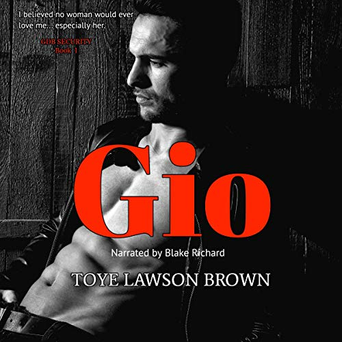 Gio audiobook cover art