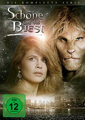 Die Schöne und das Biest - Die komplette Serie (15 Discs) [Alemania] [DVD]