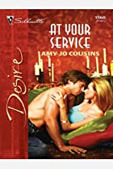 At Your Service (Harlequin Desire Book 1560) Kindle Edition