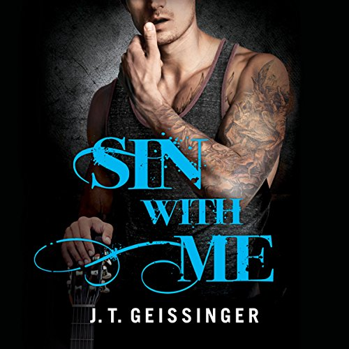 Sin With Me audiobook cover art