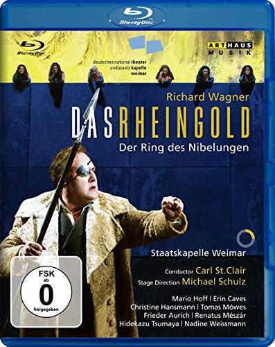 Richard Wagner - Das Rheingold [Blu-ray]