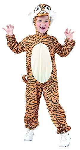 Rire Et Confetti - Fibani018 - Déguisement pour Enfant - Costume Petit Tigre - Taille M