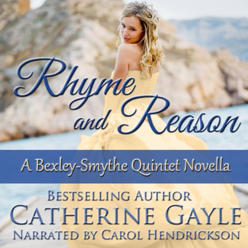 Rhyme and Reason audiobook cover art