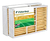 Best Air 20x25x5 Air Filters - FilterBuy 20x25x5 Air Filter MERV 11, Pleated Replacement Review