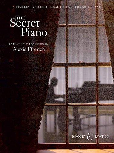 secrets sheet music - 5