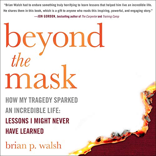 Beyond the Mask audiobook cover art