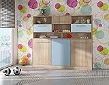 BIM Furniture Roger - Cama Plegable para Pared (90 x 200 cm)