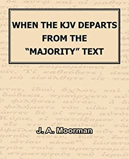 When The KJV Departs From The