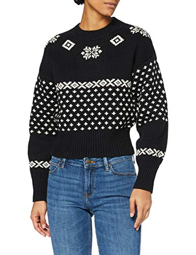 Superdry Fredericka Fairisle suéter para Mujer