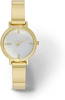 Zyros Dress Watch for Women, Quartz, ZAA074L010129