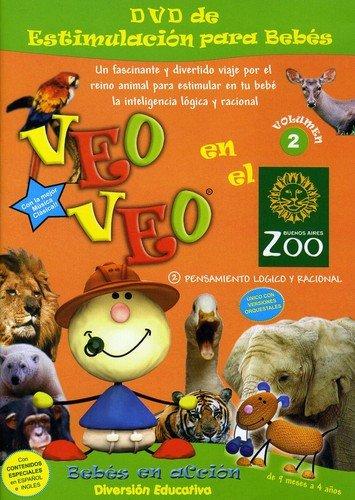 Vol. 2-Veo Veo En El Zoo