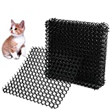 BUYGOO 5 Sheets Large Cat Spike for Garden Prickle Strip Dog Dig Stoppers
