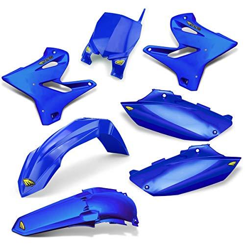 Cycra Plastic Kit - Restyle (Blue) for 05-14 Yamaha YZ250