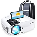 VANKYO Leisure 510PW Native 1080P Projector, Latest 5G WiFi Projector with Built-in Office Software, Portable Movie Projector with ±60° 4D Keystone/Zoom Function, Compatible w/TV Stick, HDMI, PS5 (Electronics)