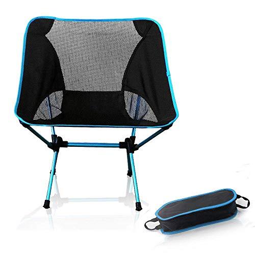 Draagbare stoel Licht Gewicht Visstoel Camping Kruk Vouwen Ultra Licht Stoelen Outdoor Meubilair Tuin Ademend Gemonteerd Kruk (Kleur : Rood)