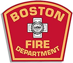 boston fire decals