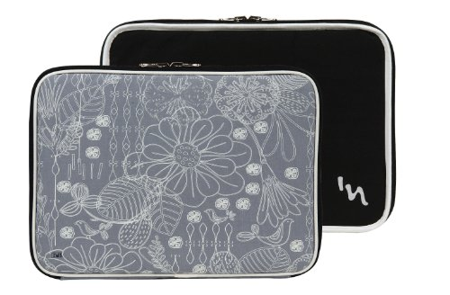 T'nB Sleeve Flower laptoptas 25,9 cm (10,2 inch) - notebooktas (25,9 cm (10,2 inch)