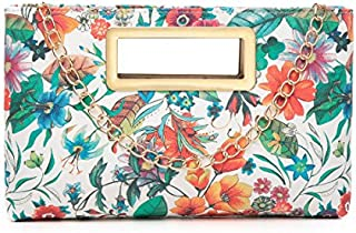 Aitbags Clutch Purse for Women Evening Party Tote with Shoulder Chain Strap Lady Handbag