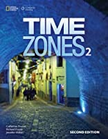 Time Zones 2nd Edition 2 Student Book with Online Workbook