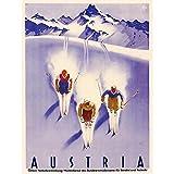 Wee Blue Coo Travel Tourism Winter Sport Austria Ski Snow