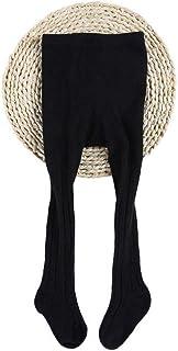 Momangel, Bebé niña Color Sólido Algodón Suave Medias Pies Legging Pantalones Pantyhose Ballet Dance Calcetines para Otoño Invierno Primavera