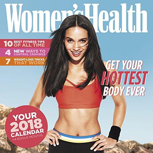2018 Women's Health Wall Calendar (Day Dream)