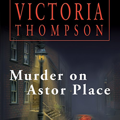 Murder on Astor Place Titelbild