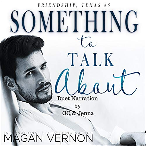 Something to Talk About Audiobook By Magan Vernon cover art
