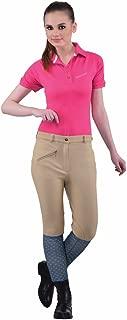 TuffRider Women's Ribb Knee Patch Breeches (Regular)