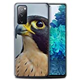 Stuff4 Phone Case for Samsung Galaxy S20 FE Birds of Prey