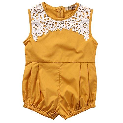 Mystyles Mystyles Baby Mädchen (0-24 Monate) Kapuzenpullover Gr. 92, gelb