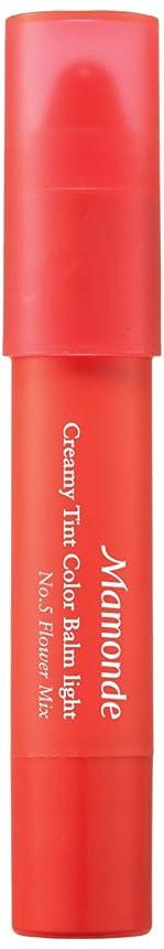 焦がすほぼ作物マモンド(Mamonde) クリーミーティント?カラーバーム?ライト Creamy Tint Color Balm Light 2.5g (No.5 Flower Mix)